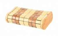 Подголовник деревянный TAMMER-TUKKU, амортизируемый бамбук