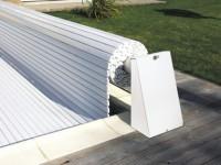 Ролик для жалюзи Roll-Top Design надводный открытый