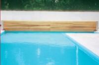 Ролик для жалюзи Roll-Banc надводный закрытый из дерева