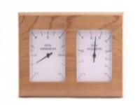 Термогигрометр квадратный SAWO 224-THD