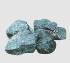 Камни для саун талькохлорит обвалованный 20кг